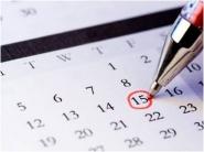 2013 EVENTS CALENDAR